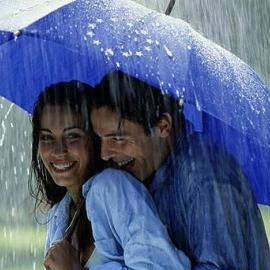 Как правильно сушить зонт после дождя и почистить от пятен