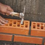Как правильно строить из кирпича