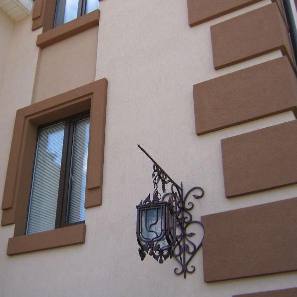 Церезит штукатурка декоративная для фасадов