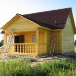 Как правильно построить деревянный дом