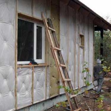 Как начать строить дом из бруса 3