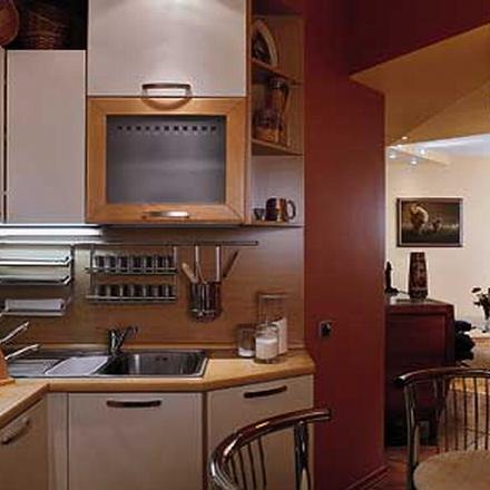 Как кухню сделать свежей