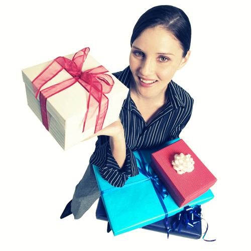 Как делать подарки The Village 71